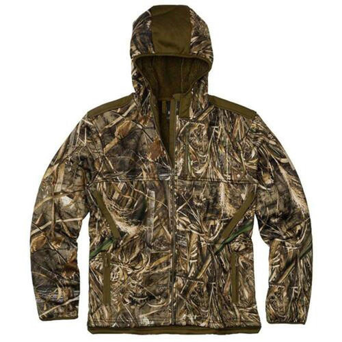 Browning WW High Pile Hooded Jackets