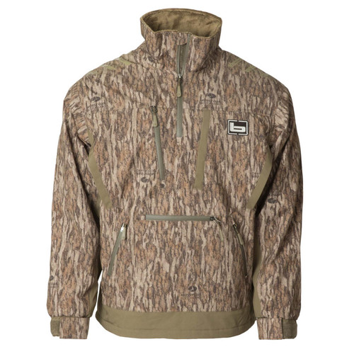 Banded Stretchapeake Insulated Quarter Zip Pullovers