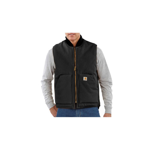 Carhartt Men's Duck Arctic Vests V01