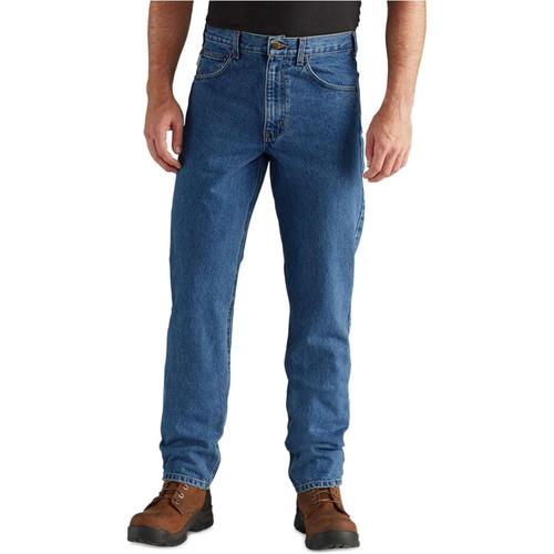 Carhartt Men's Denim Straight Fit Jeans B18