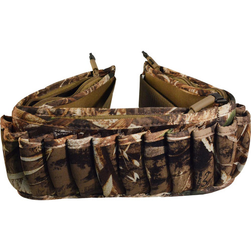 Avery Powerbelt Shotshell Ammo Belt 25-Round Neoprene Realtree Max-5 Camo