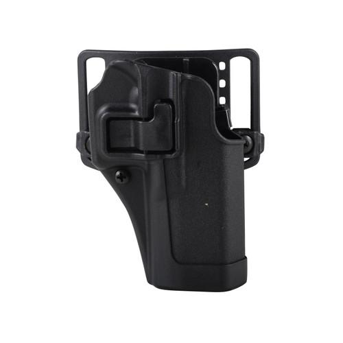 BLACKHAWK CQC Serpa Holster Right Hand Sig Sauer P250, P320 Polymer Black