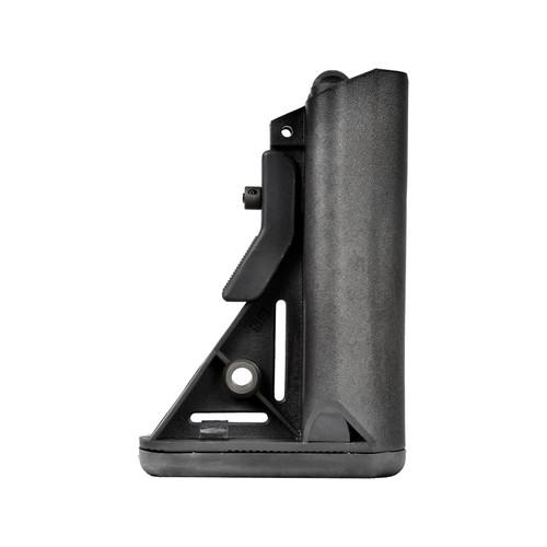 B5 Systems SOPMOD Stock Mil-Spec Diameter AR-15, LR-308 Carbine Polymer Black