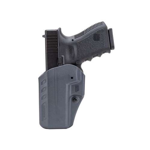 BLACKHAWK A.R.C. Appendix Inside the Waistband Ambidextrous Glock 19, 23, 32 Polymer Urban Gray