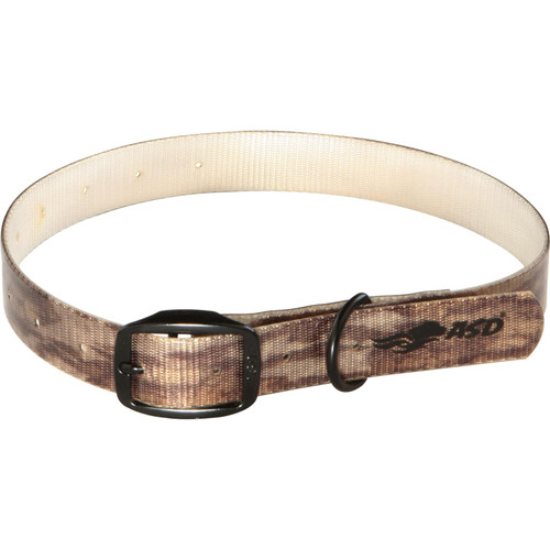 Avery Cut-To-Fit Dog Collar Polyester Mossy Oak Bottomland Camo