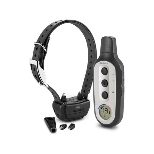 Garmin Delta XC Electronic Dog Training System Black