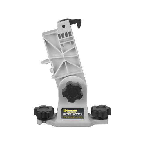 Wheeler Delta Series Lower Receiver Magazine Well Vise Block AR-15 Polymer