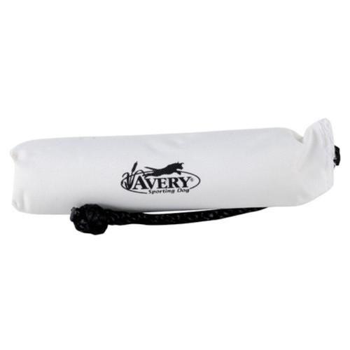 """AVERY 02760 2"""" CANVAS BUMPER WHITE"""