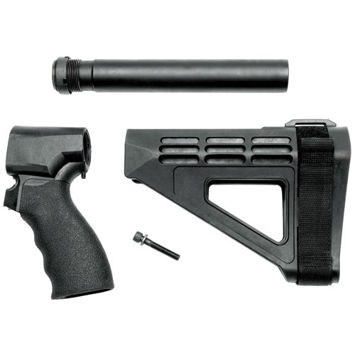 SB Tactical SBM4 Stabilizing Brace Kit Mossberg 590 Shockwave 12 Gauge Black