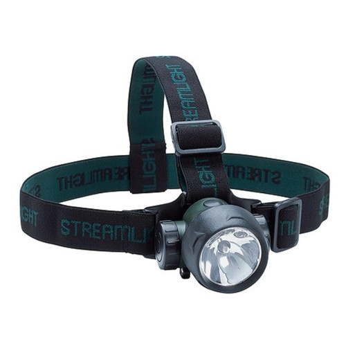 Streamlight Trident Headlamp Xenon & LED with 3 AAA Batteries Polymer Green