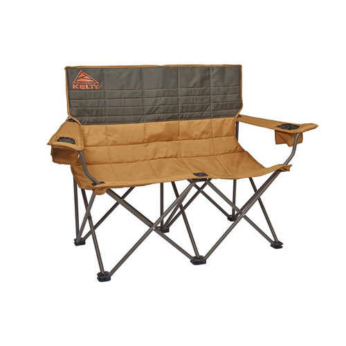 Kelty Loveseat Chair Canyon Brown