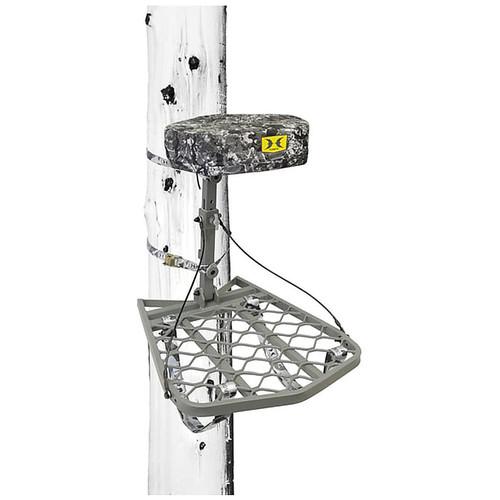 Hawk Helium Ultra Lite Hang On Treestand Aluminum