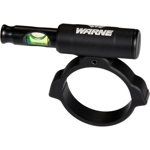 Warne Universal Bubble Level Anti-Cant Device for 34mm Scope Matte