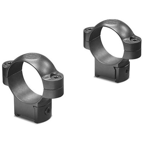 "Leupold 1"" Ring Mounts Rimfire 11mm Grooved Receiver Matte High"