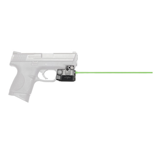 Viridian C5 Series 5mW Green Laser Sight Sub-Compact with Universal Rail Mount Black
