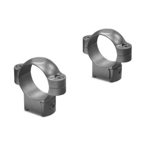 "Leupold 1"" Ring Mounts Rimfire 11mm Grooved Receiver Matte Medium"