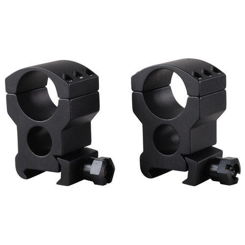 "Burris 1"" Xtreme Tactical Weaver-Style Rings Matte Extra-High"