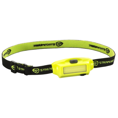 Streamlight Bandit USB Headlamp LED with Rechargeable Lithium Ion Battery Polycarbonate Yellow