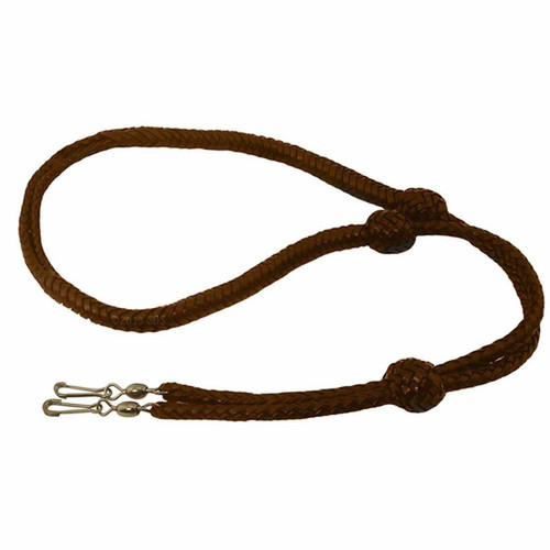 AVERY CLASSIC WHISTLE LANYARD - BROWN 02101