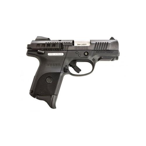Techna Clip Gun Belt Clip Ambidextrous Ruger SR 9mm, 40 S&W, 45 ACP Steel