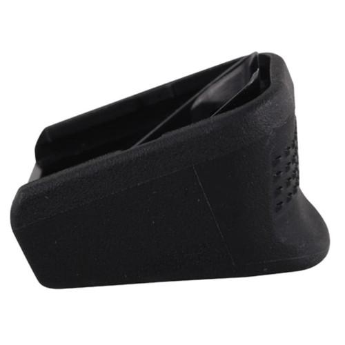 Pearce Grip Magazine Base Pad Glock Gen 4 Plus Two 9mm 40S&W Polymer Black