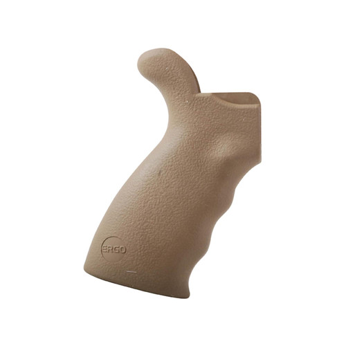 ERGO Sure Grip Gen 2 FN SCAR 16, 17 Ambidextrous Overmolded Rubber Coyote Brown