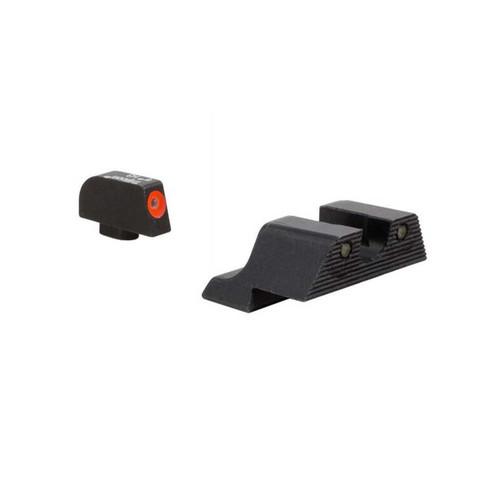 Trijicon HD XR NS Set S&W M&P Shield, M2.0 9mm, 40 S&W, 45 ACP 3-Dot TG