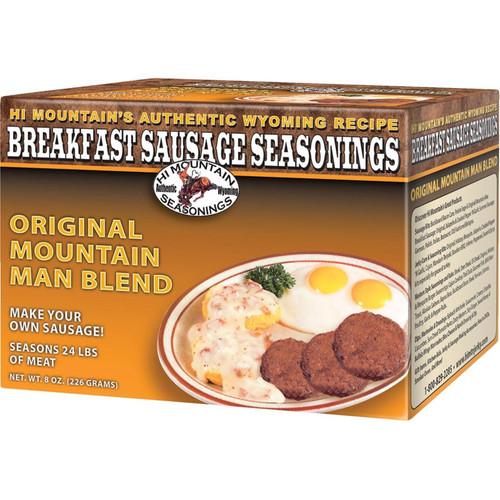 Hi Mountain Original Breakfast Sausage Seasoning 8 oz