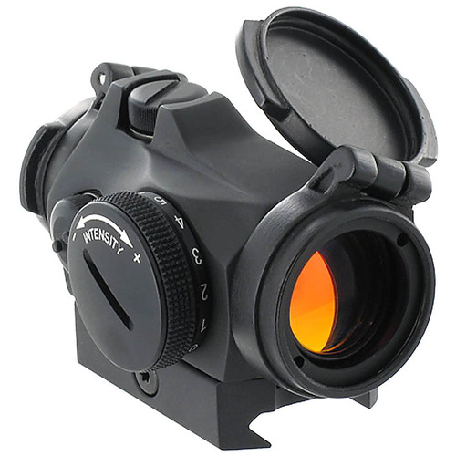 Aimpoint Micro T-2 Red Dot Sight with 2 MOA Dot Picatinny-Style Mount Matte