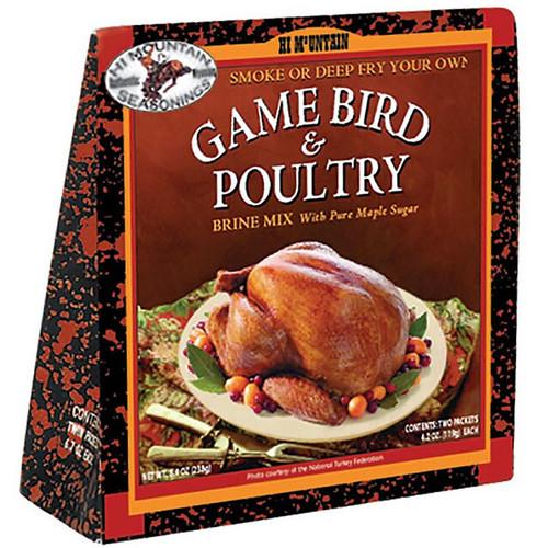 Hi Mountain Game Bird & Poultry Brine 13 oz