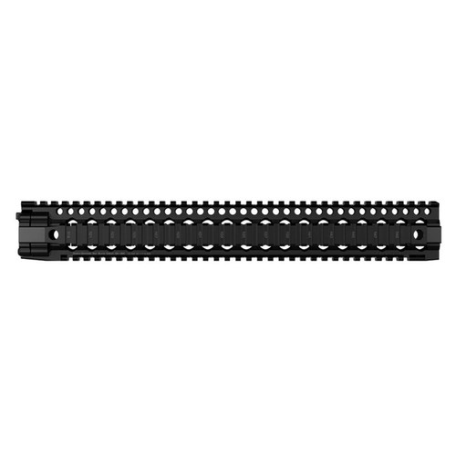 Daniel Defense DDM4 15.0 Free Float Handguard Quad Rail AR-15 Rifle Length Aluminum Black