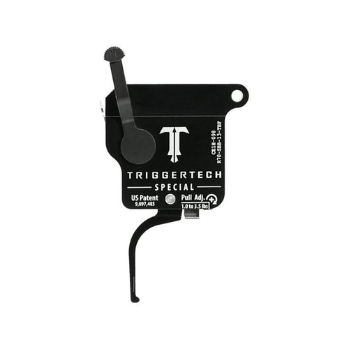 TriggerTech Special Trigger FB Rem 700 Single Stage with BR, Safety Black