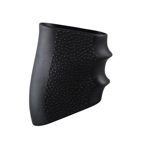 Hogue Handall Universal Slip-On Grip Sleeve Rubber Black