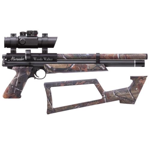 Benjamin Marauder Woods Walker Air Pistol 22 Caliber Pellet