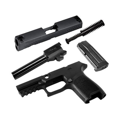 Sig Sauer Caliber X-Change Kit Sig P320 Compact 9mm 15Rd Mag Black