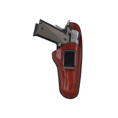 Bianchi 100 Professional Holster Right Hand Sig Sauer P365 Leather Tan