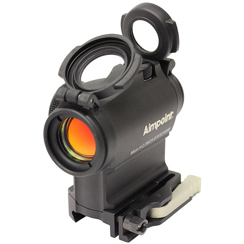 Aimpoint Micro H-2 Red Dot Sight 2 MOA Dot with LRP Mount and 39mm Spacer