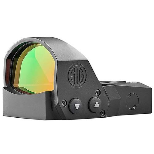 Sig Sauer ROMEO1 PRO Reflex Sight 1x30mm 1 MOA Adjustments 3 MOA Dot Black