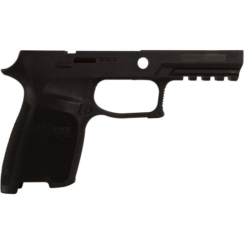 Sig Sauer Grip Module Assembly Sig P320, P250 9mm Luger, 357 Sig, 40 S&W Compact Large Black