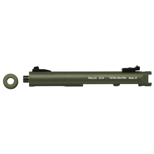"""Tactical Solutions Pac-Lite Receiver Ruger Mark I, II, III 22 Long Rifle 4.5"""""""