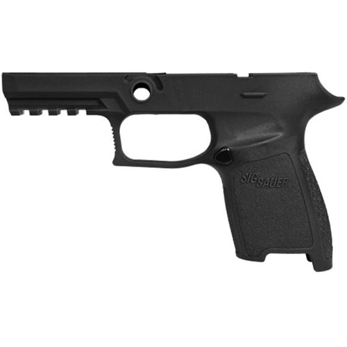 Sig Sauer Grip Module Assembly Sig P320, P250 9mm Luger, 357 Sig, 40 S&W Compact Medium Black