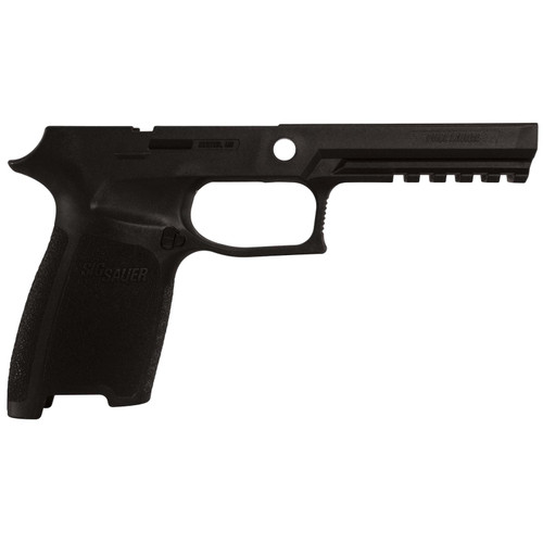 Sig Sauer Grip Module Assembly Sig P320, P250 9mm Luger, 357 Sig, 40 S&W Full Size Large Black