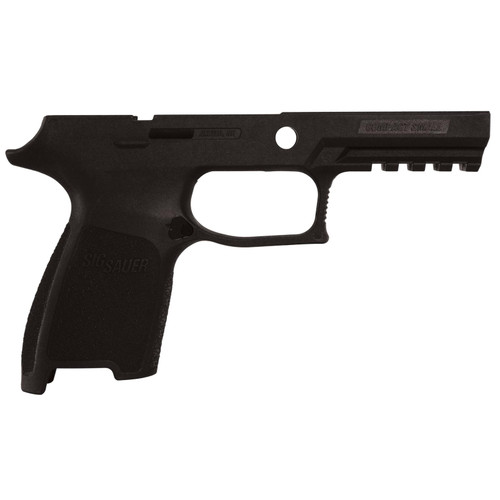 Sig Sauer Grip Module Assembly Sig P320, P250 9mm Luger, 357 Sig, 40 S&W Compact Small Black
