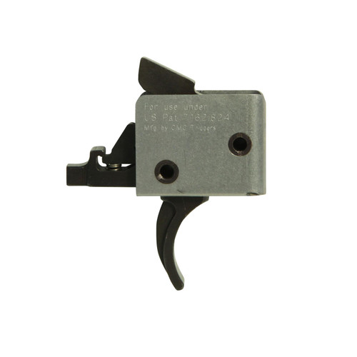 CMC Triggers Drop-In Trigger Group Curved AR-15, LR-308 Two Stage 2 lb