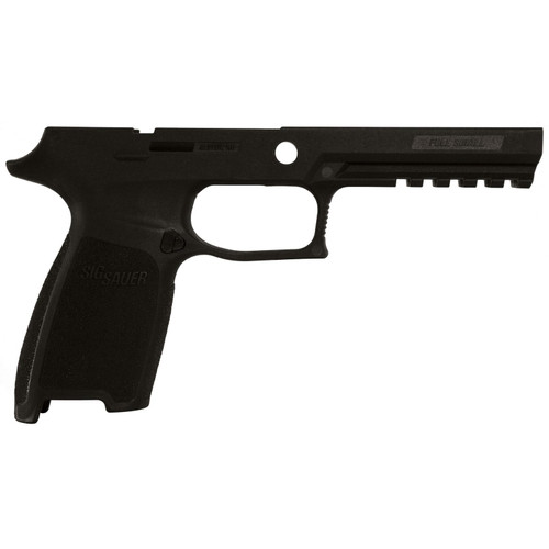 Sig Sauer Grip Module Assembly Sig P320, P250 9mm, 357 Sig, 40 S&W FS Black