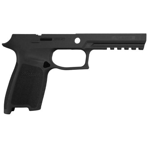 Sig Sauer Grip Module Assembly Sig P320, P250 9mm Luger, 357 Sig, 40 S&W Full Size Medium Black