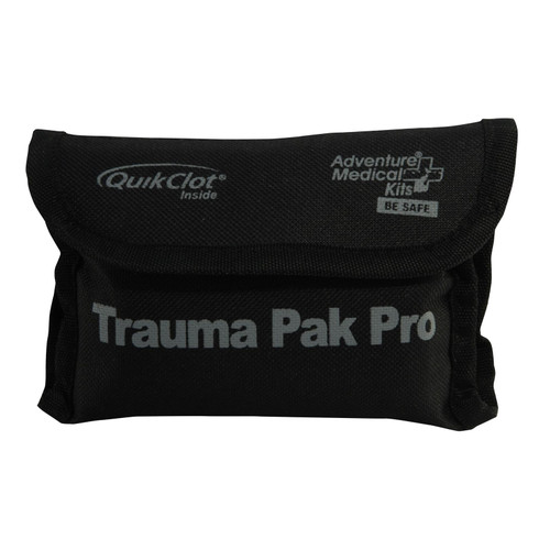 Adventure Medical Kits Tactical Trauma Pak Pro with QuikClot First Aid Kit