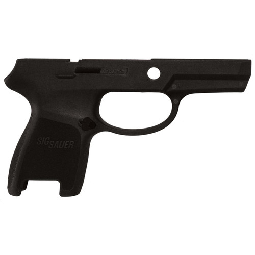 Sig Sauer Grip Module Assembly Sig P320, P250 9mm Luger, 357 Sig, 40 S&W Sub Compact Small Black