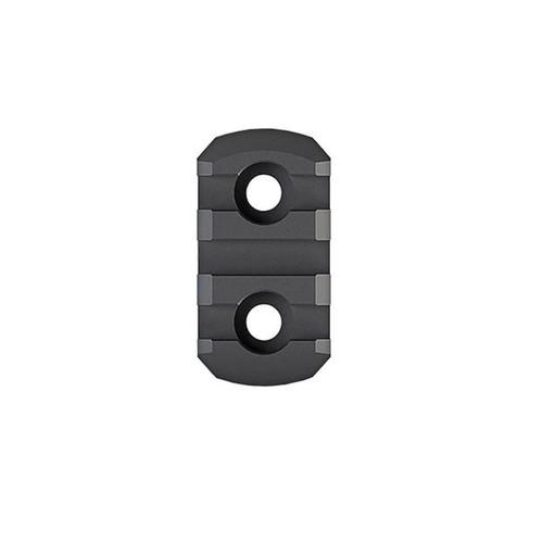Magpul M-LOK Rail Section 3 Slot Aluminum Black