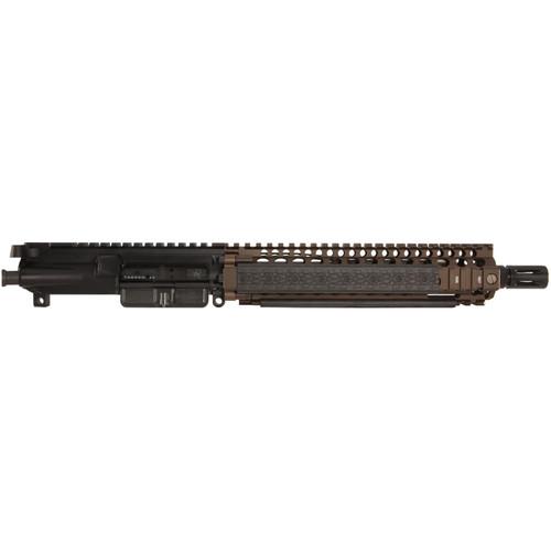 "Daniel Defense AR-15 Pistol MK18 Upper Receiver Assembly 5.56x45mm 10.3"" Barrel Mil-Spec+"